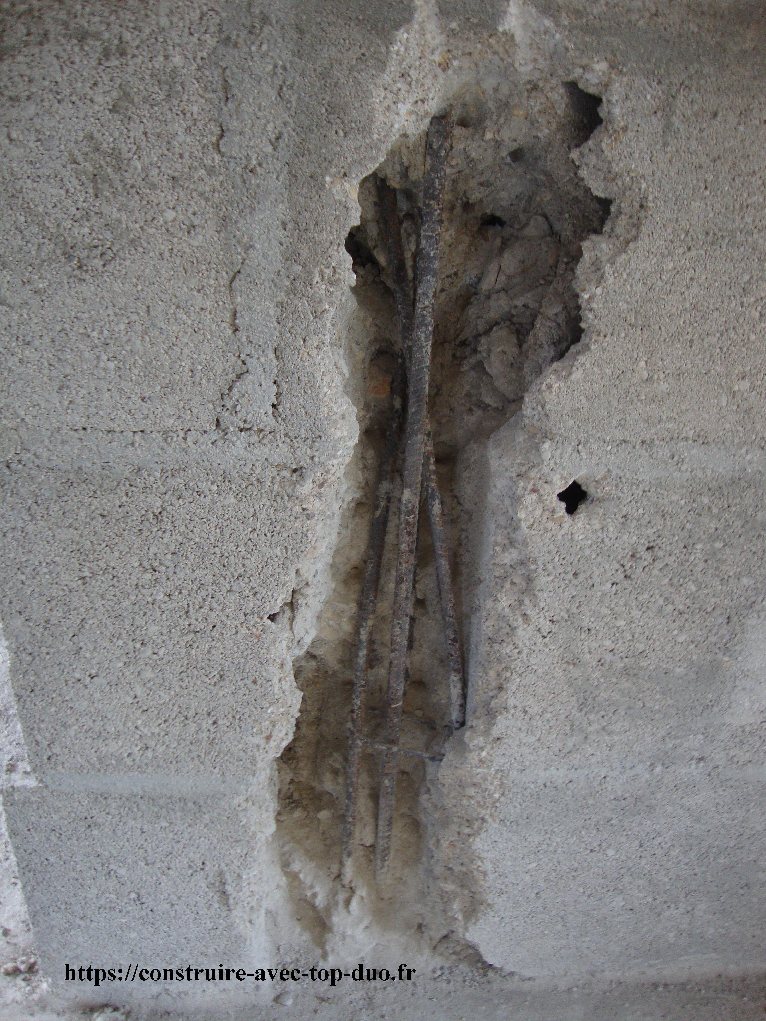 Chaînage vertical